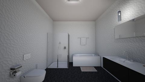 superb - Bathroom - by louiseDinao