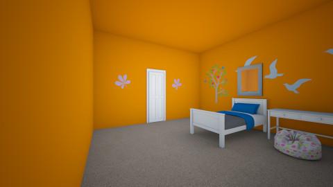 Bedroom 5 - Kids room - by Stephanie Leivas_683