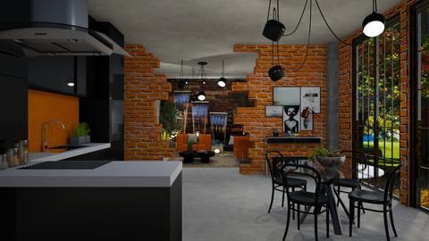 thonet - Modern - Living room - by soralobo