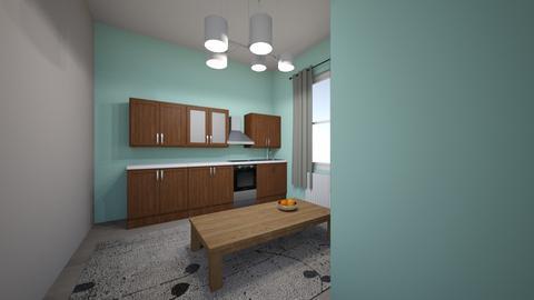 BAtyr - Dining room - by Zhannat