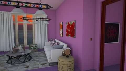 Template 2019 living room - by HannaTOTE