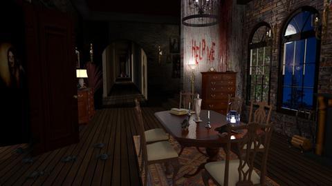 Halloween Horror Nights - by bigmama14