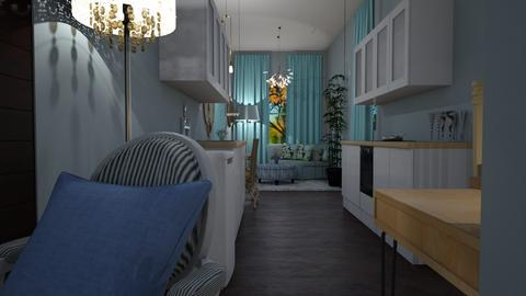 Container home 2 Loraineg - Global - Bedroom - by decordiva1