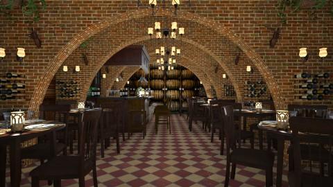 Design 275 Deutscher Ratskeller - Dining room - by Daisy320