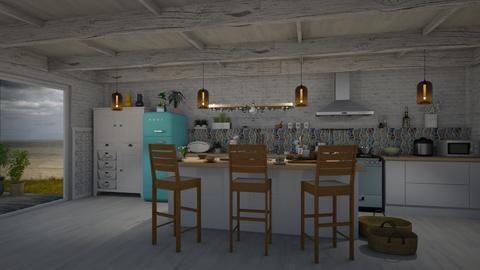 619 - Kitchen - by Jade Autumn