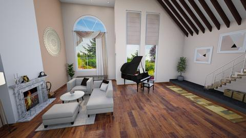 Living Room - Living room - by josielz