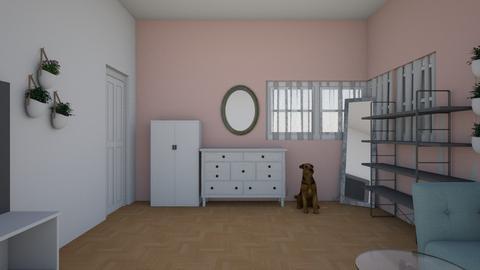 mcc099 - Bedroom - by Nichapat