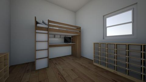 sample 1 brother - Bedroom - by open1