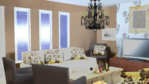 Living in a room - by tadamkae