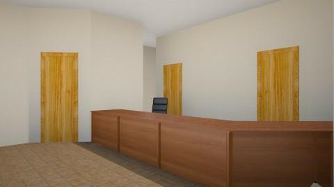 CCCOffice Ground Floor - Office - by decora88