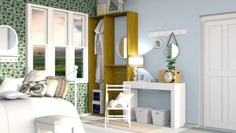 Urban Dreams - Modern - Bedroom - by Jessica Fox