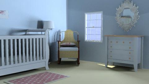 Nursury - Classic - Kids room - by georgiedp