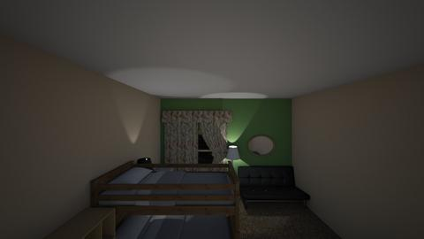 my room 2 - Classic - Bedroom - by PeePeePooPoo1