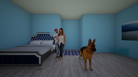 sean room - Bedroom - by AntoniaSmith100