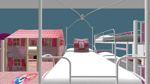 UNICORNETTO - Bedroom - by flyinghigh