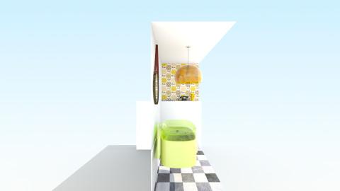 Toilet fenixloft - Retro - Bathroom - by JamboInterieur