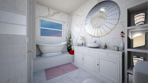 Art Deco Influence - Bathroom - by Patricia_M