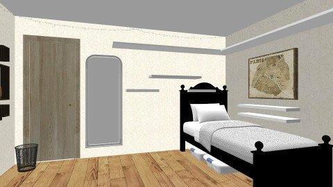 bedroom  - Bedroom - by laurenmla