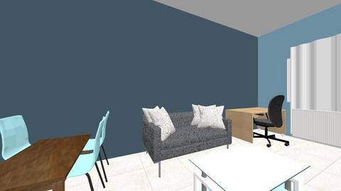 Lakas pontos - Living room - by Isy36