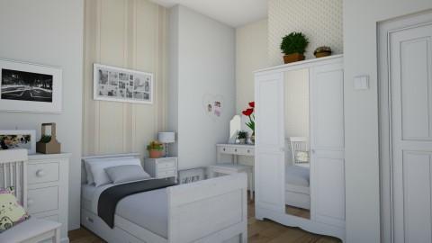 CLASSICAL - Living room - by Monica V Seke