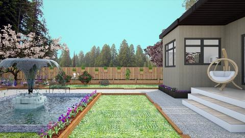 Front Yard - Modern - Garden - by Psweets