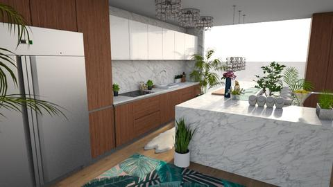 Eclectic Kitchen - Kitchen - by Vlad Silviu