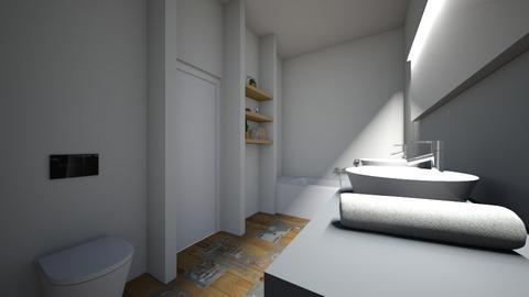 badkamer  - Bathroom - by eddielekker
