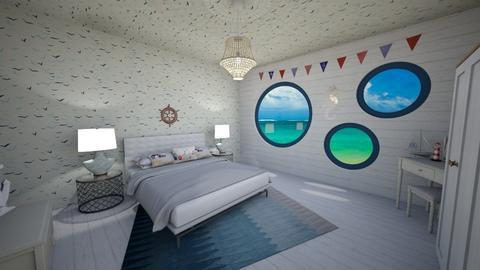 Nautical - Bedroom - by gkathryn