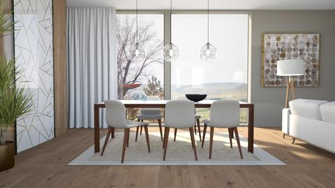 Dining - Modern - Dining room - by Valkhan