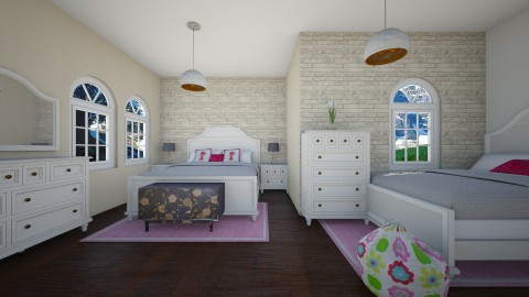 x - Kids room - by beckygoatcher