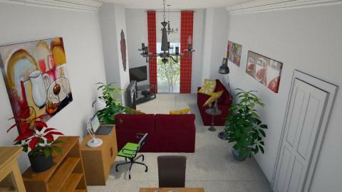 Living Room _new - Living room - by Lisa R