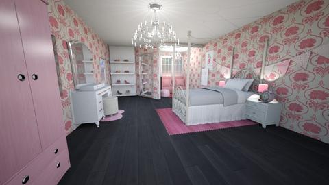 shabby chic - Bedroom - by rhiannonmechelle