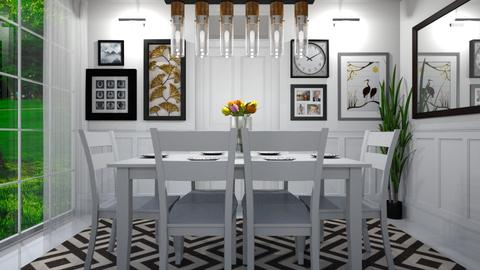 My Dining Room - Dining room - by KC Pechangco