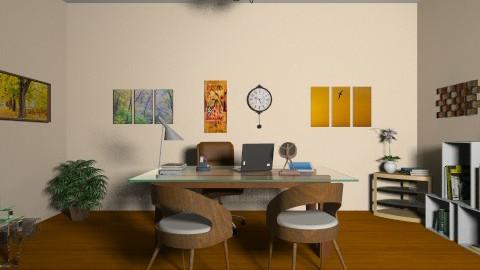 office - Classic - Office - by Jen Guerra