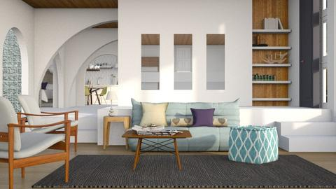 Mellow Living - Modern - Living room - by Gurns