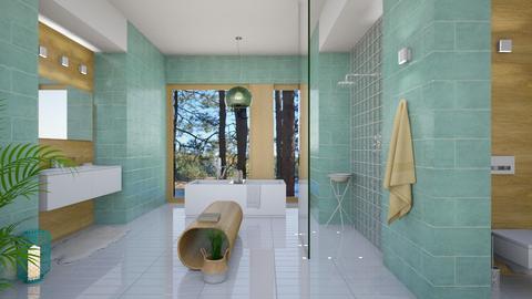 a5 - Bathroom - by intdeson