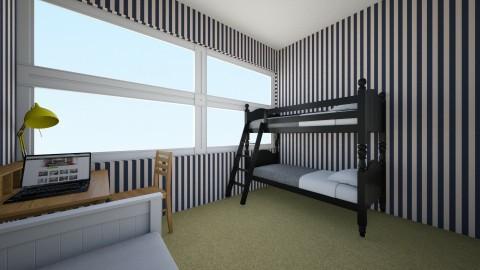slaapkamer joost - by pieter2003
