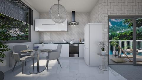 eng - Kitchen - by Senlisa