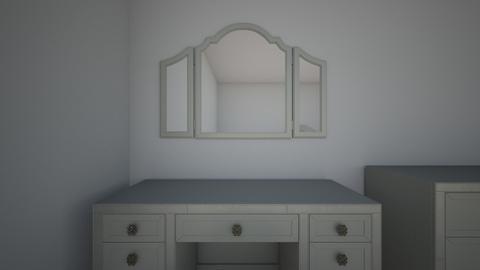 tamzin bframmeld - Bedroom - by Tamzin Brammeld