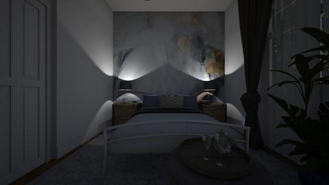 Elena Rotaru bedroom - Classic - Bedroom - by Flori Santa