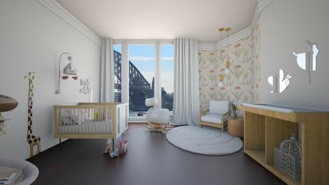 nursery - Bedroom - by stephaniedelios1992