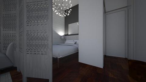 MONOLOCALE - Bedroom - by ELVI