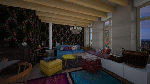 gipsy style 2 - Living room - by macus