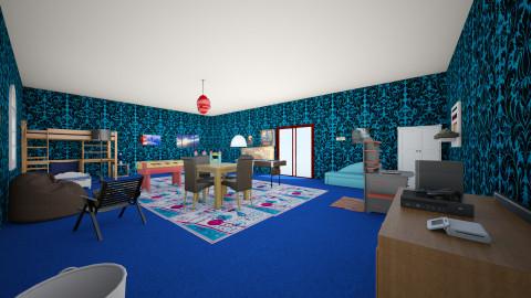 megans bedroom - Eclectic - Kids room - by 090459112