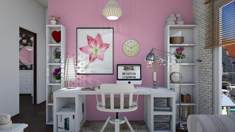 LandL_studying corner - Office - by Laurika