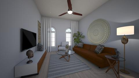 new room - Living room - by BehkDan