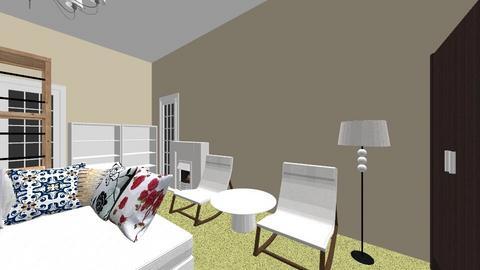 Uj nappali - Modern - Living room - by nnoorrii