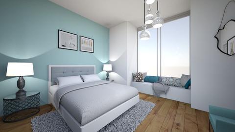 bedroom1 - Modern - Bedroom - by annsal