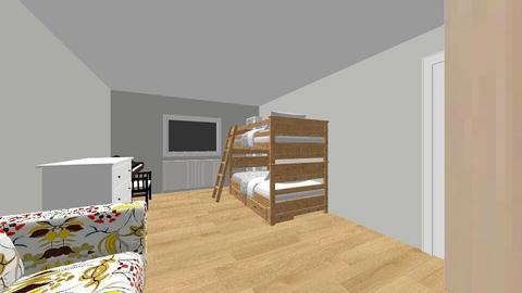 Hannah - Kids room - by rosi1980