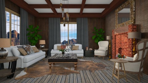 WEST STYLE - Country - Living room - by 3rdfloor